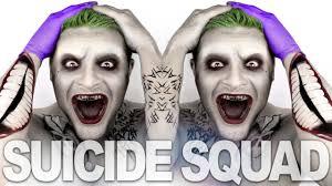 jared leto squad joker makeup tutorial alexfaction hairstyles