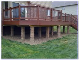 unique deck skirting ideas decks home decorating ideas xrjxapz20y