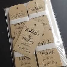 wedding bubbles personalized wedding wands wands with custom tag