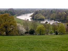 thames river running routes viewranger notting hill richmond park thames trail running