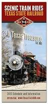 taking a ride on the polar express with the texas state railroad