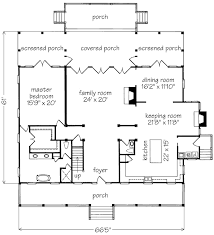 House Plans With Keeping Rooms Shadowlawn Allison Ramsey Architects Inc Southern Living