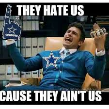 Cowboy Haters Meme - robert on twitter asap rican haters gonna hate cowboys http
