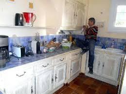 cuisine blanc cérusé cuisine cerusee chambre blanc ceruse relo ng d 39 une cuisine