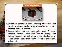 chocolava kukus cara membuat coklat lava chocolate lava cake dan resepnya youtube