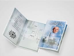 funeral program design cloud cover funeral program template funeral program template