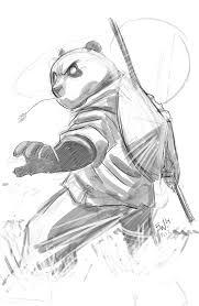 kung fu panda 25 min warmup eryck webb graphics