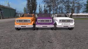 c70 truck chevy c70 flatbed v 1 0 multicolor u2013 fs17 mods