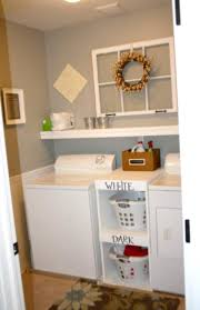 laundry room small bathroom laundry designs design small