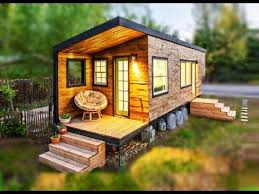 tiny house square footage tiny house design has 196 square feet built on the bed of a 24