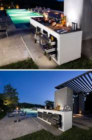 best 25 modern outdoor kitchen ideas on pinterest modern