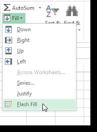 excel 2013 flash fill u2013 concatenation u0026 text to columns u2013