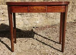 antique tea tables for sale george iii period antique mahogany folding tea table for sale at 1stdibs