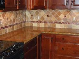 travertine tile backsplash noche blend tumbled travertine with