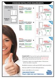 How To Install A Bidet How To Measure Your Toilet How To Install A Bidet Toilet Fit