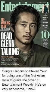 Glenn Walking Dead Meme - 25 best memes about dead glenn dead glenn memes