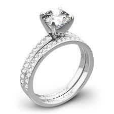 benchmark wedding bands benchmark lcp1 small pave diamond wedding set whiteflash 2812