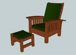 Bow Arm Morris Chair Plans Morris Chair U2013 The Wood Whisperer Guild