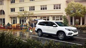 nissan pathfinder 2016 interior 2016 honda pilot vs 2016 nissan pathfinder comparison review by