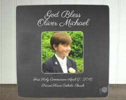 boys communion gifts gift for communion 1st communion frame christian