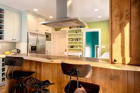 creative kitchen islands ku interior design park hill kitchen