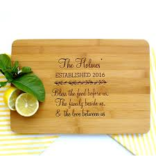 personalised cutting boards personalised chopping board blessing miss bold design