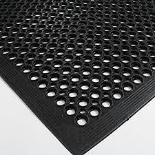 fch rubber floor mat 36x60 inch anti fatigue