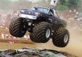 monster truck racing association bob chandler bigfoot 4 4 inc monster truck racing team