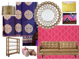 Curtains With Purple In Them Purple Moroccan Curtains Moodboard