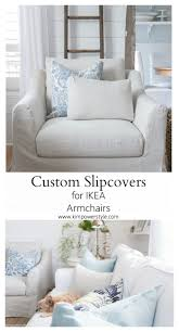 ikea slipcovers custom slipcovers for my ikea armchairs power style