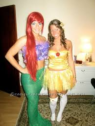 Mermaid Halloween Costume Mermaid Halloween Costume