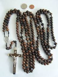 15 decade rosary rosary 15 decade corded and praise vestments