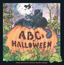 halloween photo book abcs of halloween patricia reeder eubank 9780824956585 amazon