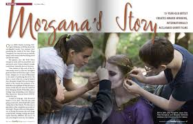 Ottawa Family Living Magazine Article  Morgana McKenzie