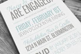 engagement brunch invitations 26 special free engagement invitation card exles for your