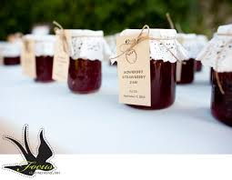 jam wedding favors strawberry jam wedding favors wedding favors jam