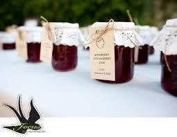 jam wedding favors strawberry jam wedding favors wedding favors jam