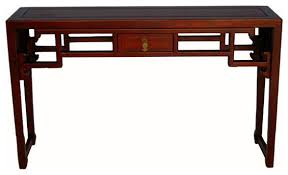 asian style sofa table asian console table attracting more attention with antique design