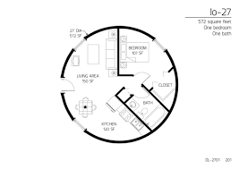 one bedroom one bath house plans floor plans 1 bedroom monolithic dome institute