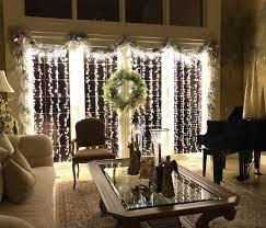 ways to hang christmas lights indoors w h o a now this is is a fresh way to hang christmas lights