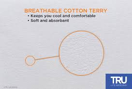 baby crib mattress protector pad trulitehome