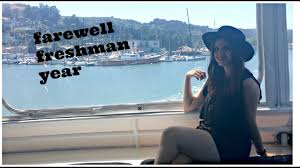 Farewell Business Email by Farewell Freshman Year Vlog 4 Youtube