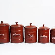 ebay kitchen canisters canisters for kitchen photogiraffe me