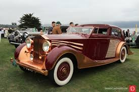 rolls royce sport 2017 pebble beach concours d u0027elegance 2017 photos results and winners