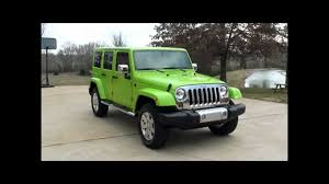 lime green jeep wrangler 2012 for sale sold 2013 jeep wrangler shara 4x4 gecko pearl green for sale