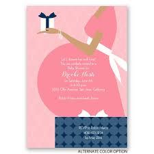 true gift baby shower invitation invitations by dawn