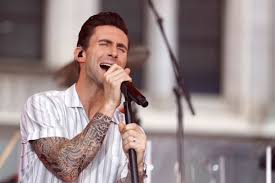 adam levine unveils new tattoo radioandmusic com