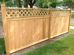 decorating alluring lowes lattice fence panels for your home