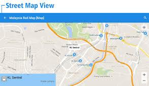 Italy Train Map Malaysia Rail Map Kuala Lumpur Android Apps On Google Play