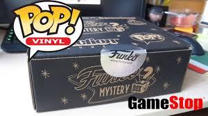 gamestop black friday black friday funko gamestop mystery box super nerd youtube